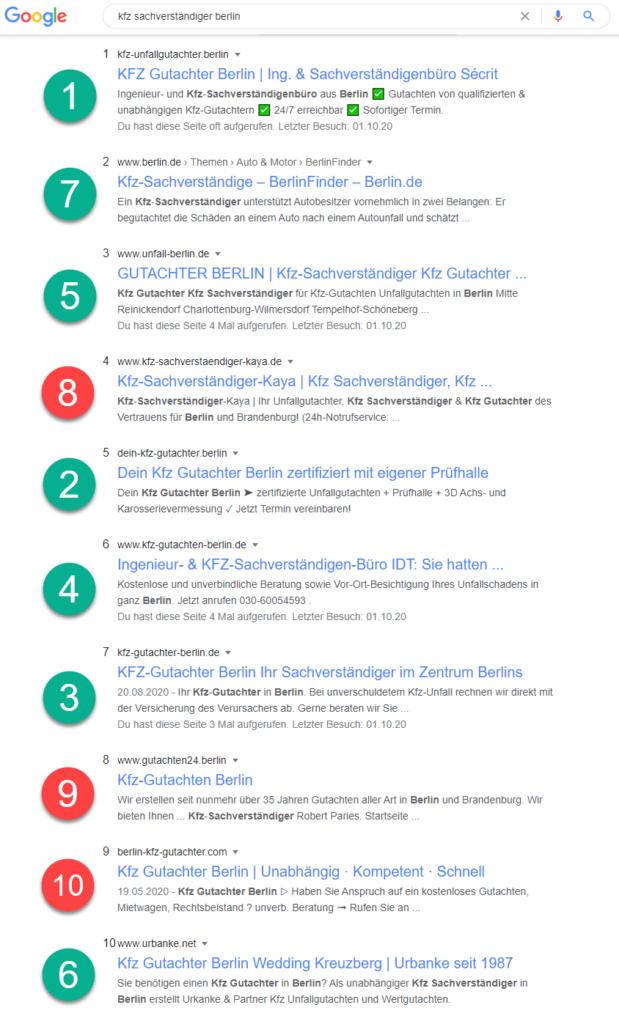 Suchergebnisse Fuer Kfz Sachverstaendiger Berlin