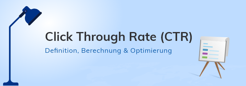 Click Through Rate (CTR): Definition, Berechnung und Optimierung